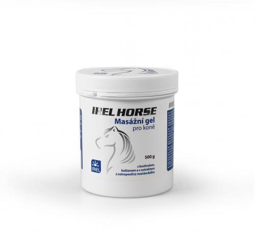 Irel Horse masážní gel pro konì 500g