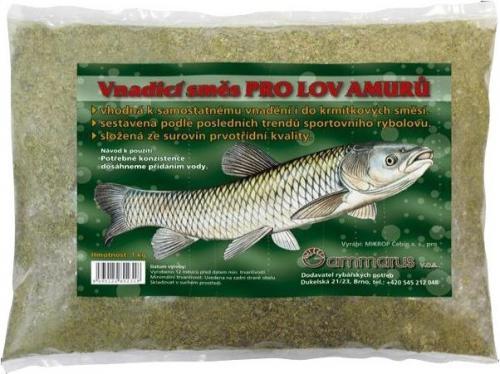 Vnadící smìs Amur 1kg
