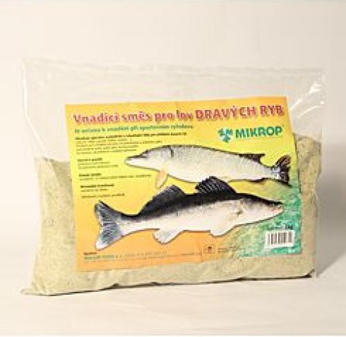 Vnadící smìs pro dravé ryby 1kg