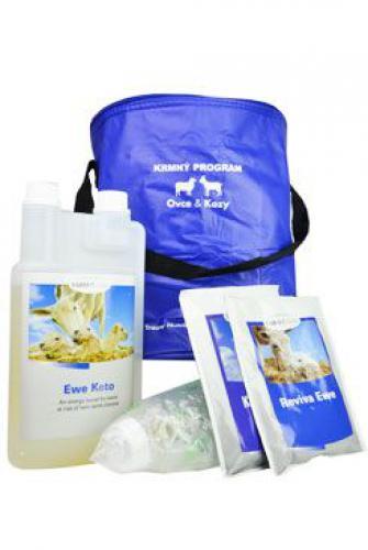 NutriMix S.O.S. porodní balíèek pro ovce a kozy