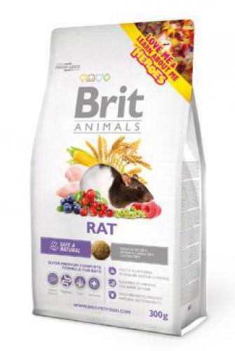 Brit Animals Rat bal.300g/1,5kg
