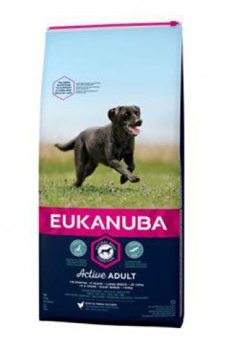 Eukanuba Dog Adult Large bal.3kg/15kg