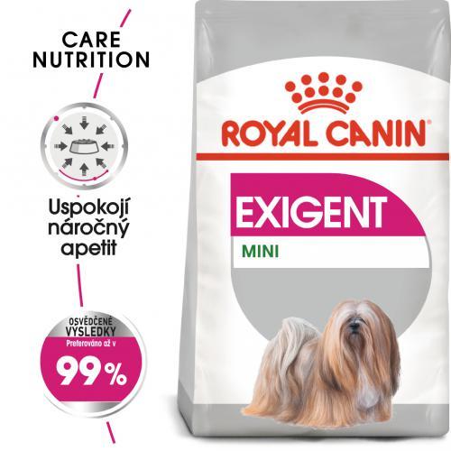 Royal Canin Mini Exigent bal.1kg/3kg