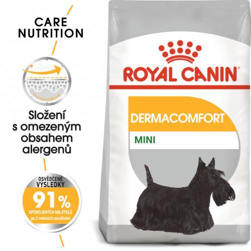 Royal Canin Mini Dermacomfort bal.1kg/3kg/8kg