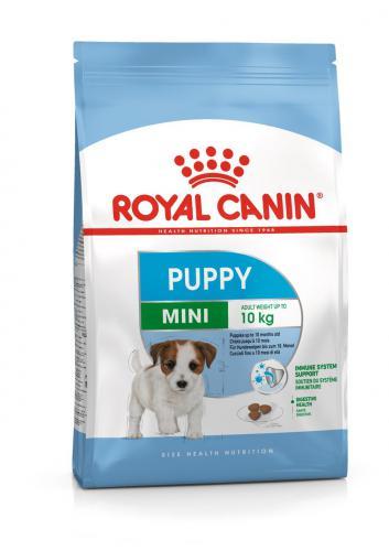 Royal Canin Mini Puppy bal.800g/2,4,8kg