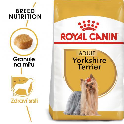 Royal Canin Yorkshire Adult bal.4 varianty