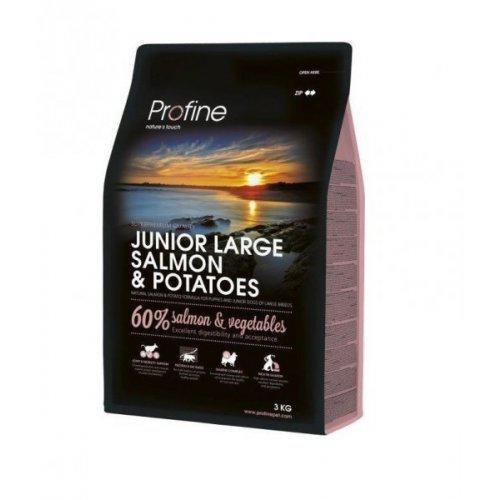 NEW Profine Junior Large Breed Salmon & Potatoes 3kg,15kg
