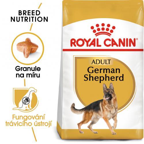 Royal Canin German Shepherd Adult bal.3kg/11kg