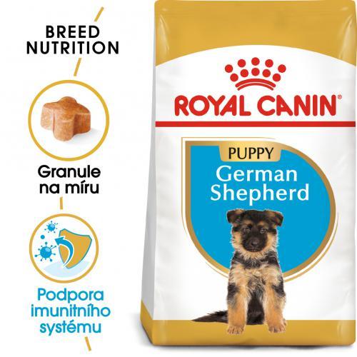 Royal Canin German Shepherd Puppy bal 15kg