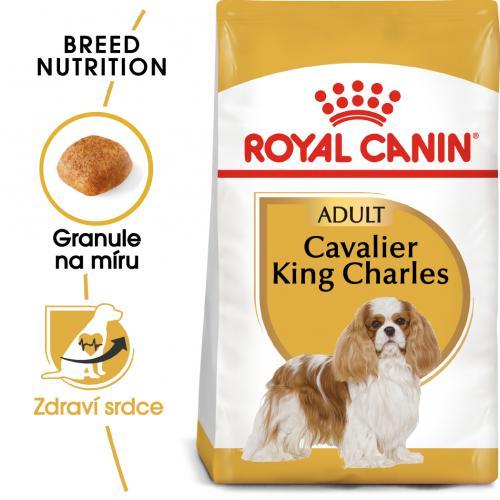 Royal Canin Cavalier King Charles Adult bal.500g/1,5kg