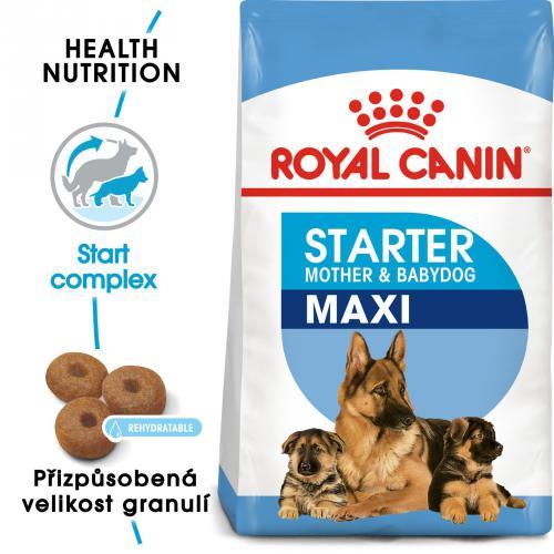 Royal Canin MAXI STARTER bal.4kg