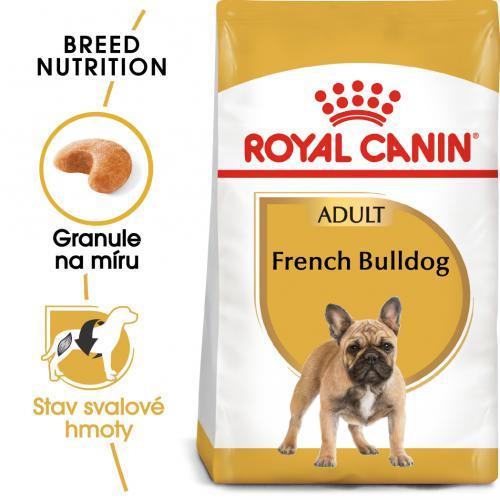 Royal Canin French Bulldog Adult bal.1,5kg/3kg