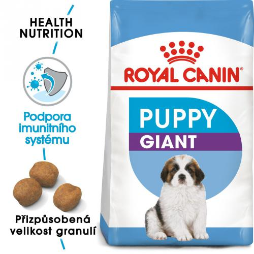 Royal Canin GIANT PUPPY bal.15kg