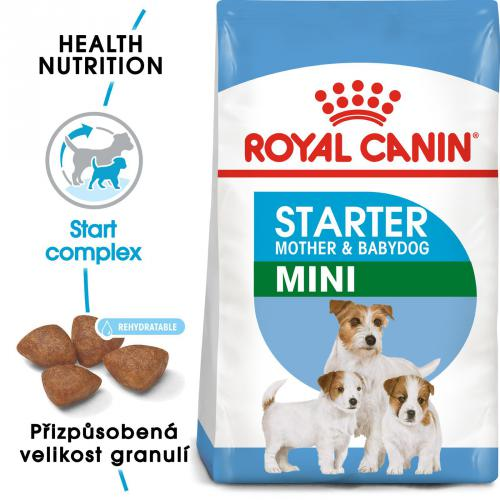 Royal Canin Mini Starter bal.1kg/3kg/8,5kg