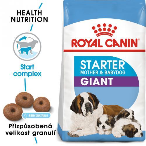 Royal Canin GIANT STARTER bal.15kg