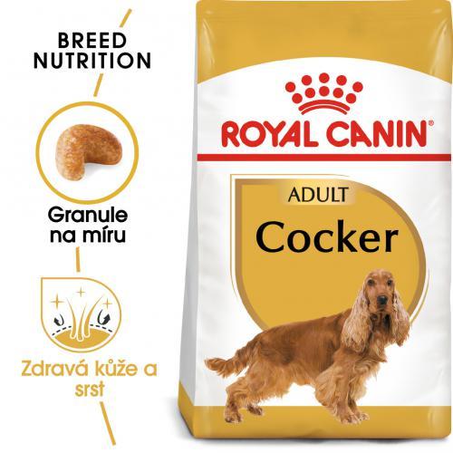 Royal Canin Cocker Adultbal.3kg