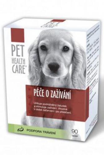 Péèe o zažívání pro psy 90 tbl PHC