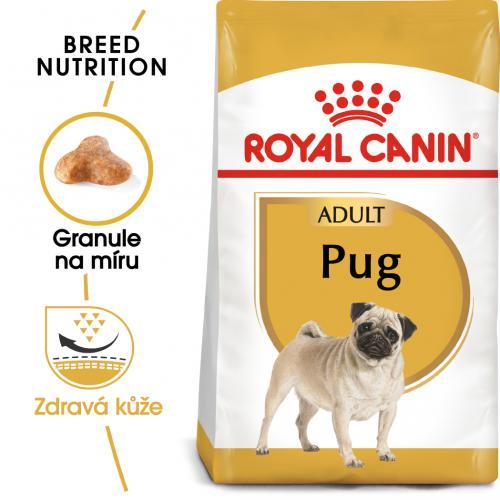 Royal Canin Pug Adult bal.1,5kg