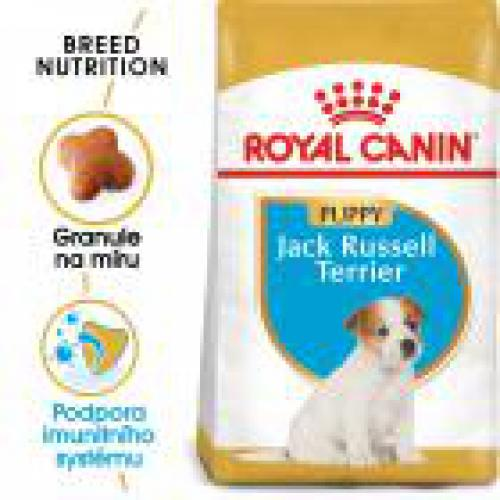 Royal Canin Jack Russell Puppy bal,500g/1,5kg