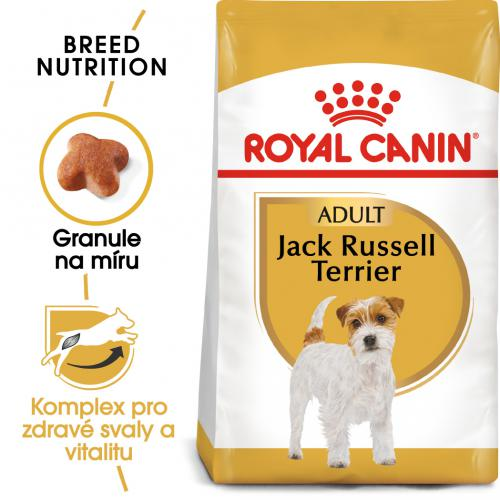 Royal Canin Jack Russell Adult bal.500g/1,5kg/3kg