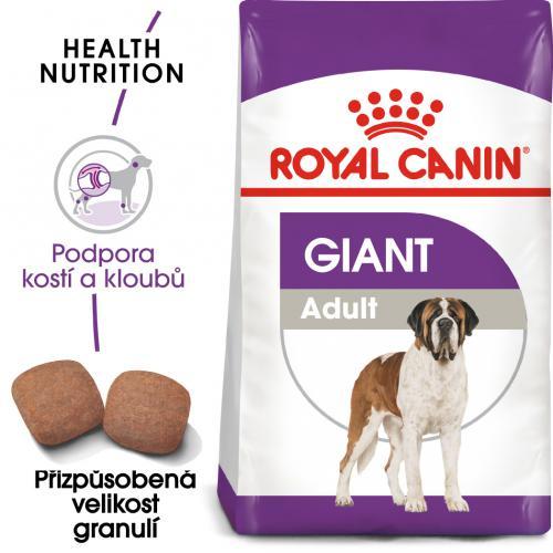 Royal Canin Giant Adult bal.15kg
