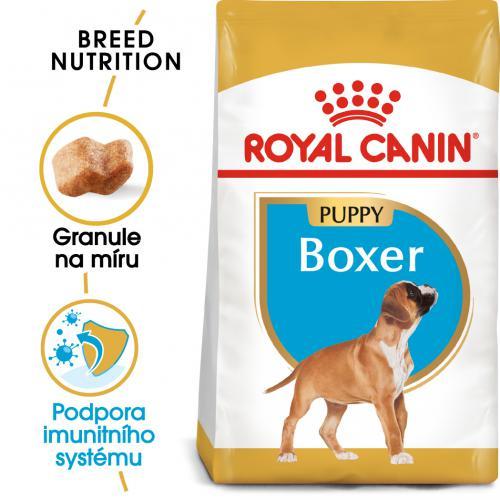 Royal Canin Boxer Puppy bal.12kg