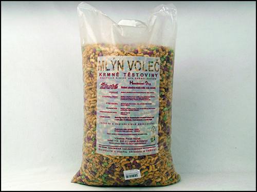 Tìstoviny krmné komplet MIX 9kg