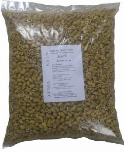 Krmné tìstoviny Žluté 4,5kg/9kg