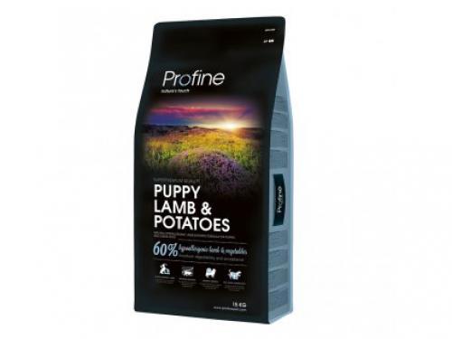 NEW Profine Puppy Lamb & Potatoes 3kg,15kg