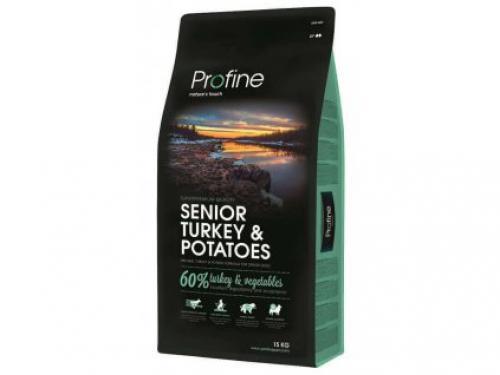NEW Profine Senior Turkey & Potatoes 3kg,15kg