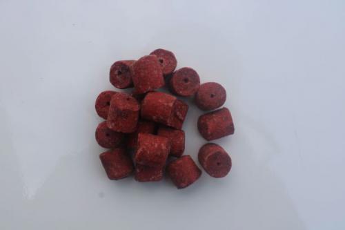 Chytací pelety Red Halibut 18mm