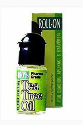 Tea Tree Oil èistý 100% 5ml roll on Vivaco