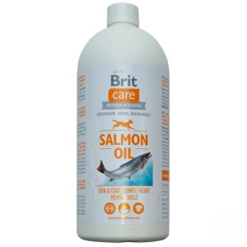 BRIT CARE dog SALMON oil 1L