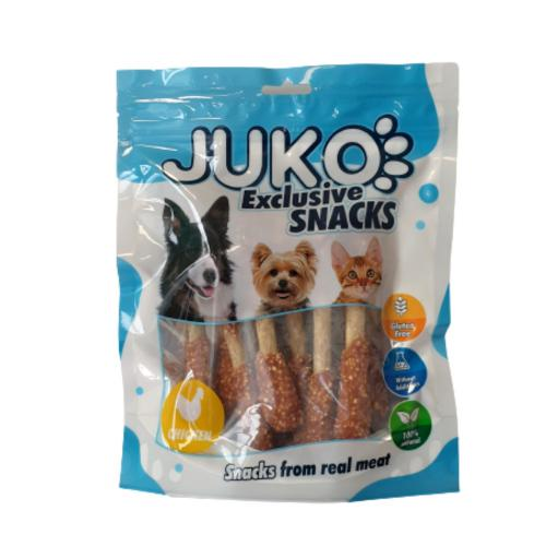 JUKO SNACKS Chicken & Duck with Rice dumbbell 250 g