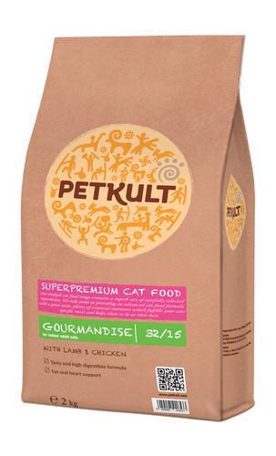 PETKULT cat GOURMANDISE 7 kg