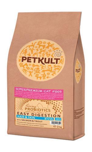 PETKULT cat PROBIOTICS HAIR/skin 7 kg