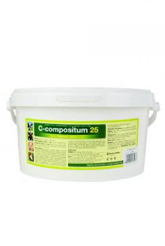 C-compositum 25% plv sol 3kg