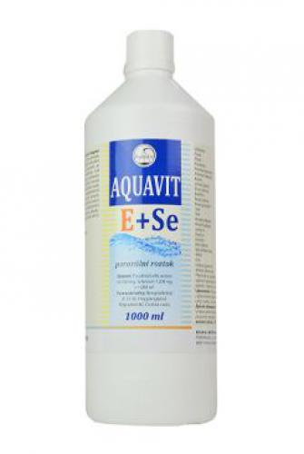 Aquavit E+Se sol 1l