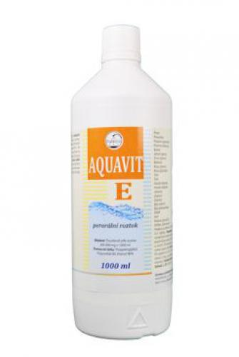 Aquavit E sol 1l