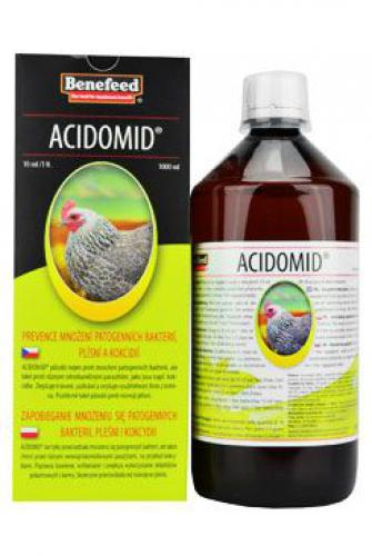 Acidomid D drùbež 1l
