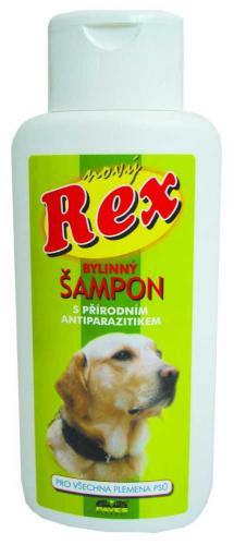 Rex šampon bylinný 250 ml