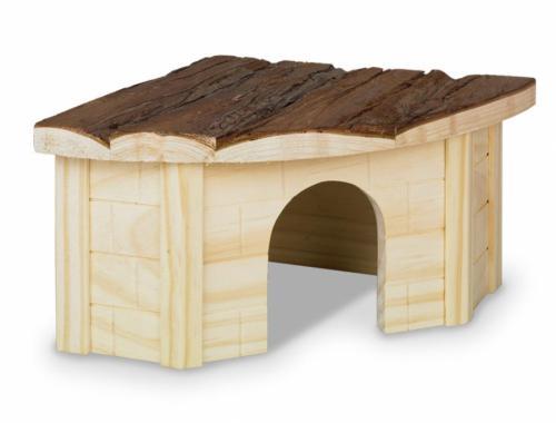 Nobby Woodland Gordi domek pro hlodavce døevo 22 x 22 x 13 cm