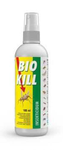 BIO KILL k hubení hmyzu, rozprašovaè 100 ml