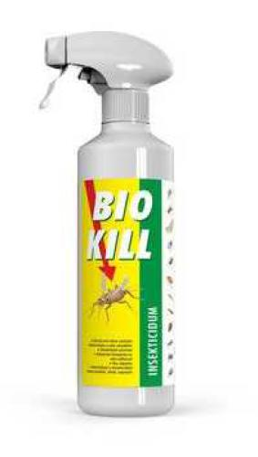 BIO KILL k hubení hmyzu, rozprašovaè 450 ml
