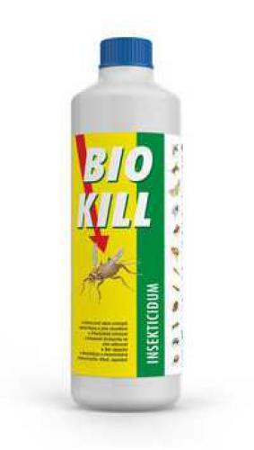 BIO KILL k hubení hmyzu, náhradní náplò 200 ml