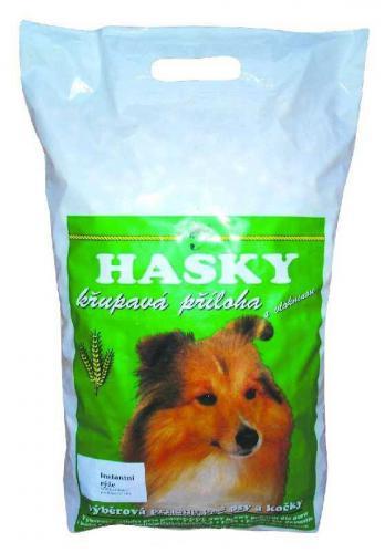 Expandovaná rýže Hasky 800g