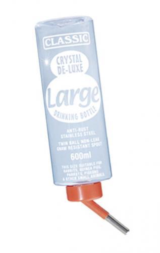 Classic De Luxe plastová napajeèka pro hlodavce 600ml