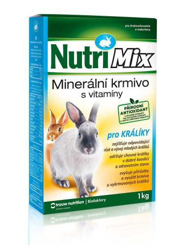 Nutri Mix KRÁLÍK 1 kg