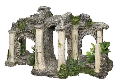 Nobby akvarijní dekorace Hadriánova brána 27,5 x 13,5 x 15,5 cm