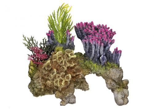 Nobby akvarijní dekorace korálový kámen 15,5 x 9 x 10,5 cm